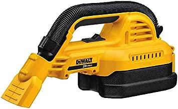 DEWALT 20V MAX Cordless Vacuum, Wet/Dry, Portable, 1/2-Gallon, Tool Only (DCV517B)