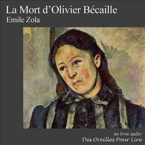 Couverture de La Mort d'Olivier Bécaille