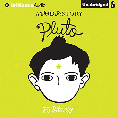 Pluto audiobook cover art