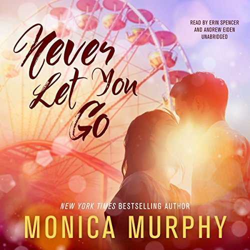 Never Let You Go audiobook cover art