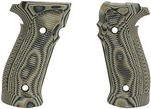 Hogue Sig P226 DA/SA Magrip Piranha G10 G-Mascus Grip