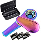 Pipe Mini Pipes Mini Detachable Portable Pipe with Gift Box (Colorful)