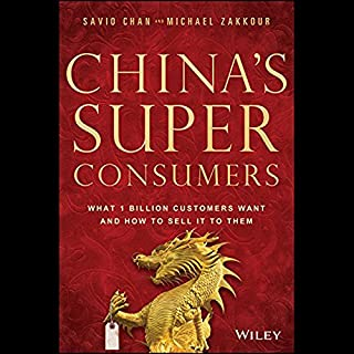 China's Super Consumers cover art