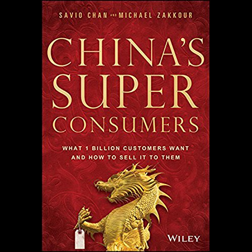 China's Super Consumers audiobook cover art