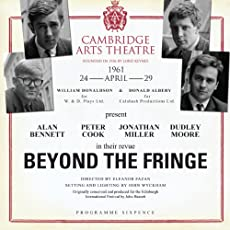 Beyond The Fringe - Live At The Cambridge Arts Theatre