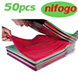 Nifogo Organiseur de Vêtements Placards - Chemise Fichier Rangements - Taille Standard Organiseur pour...