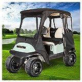 Best Golf Cart Enclosures - 10L0L Golf Cart Deluxe Enclosure for 2 Passenger Review