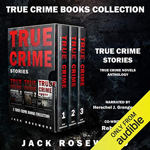 True Crime Stories cover art