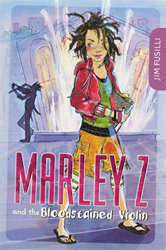Marley Z and the Bloodstained Violin (English Edition)