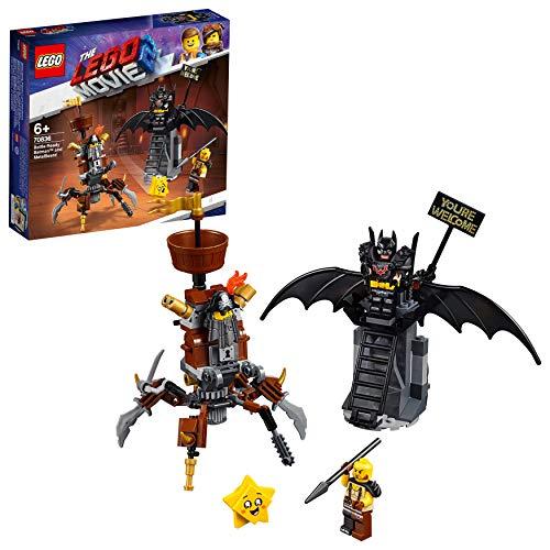 Lego 70836 Lego Movie Einsatzbereiter Batman™ und EisenBart (Vom Hersteller Nicht mehr verkauft)