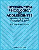 Intervención psicológica con adolescentes: Un programa para el desarrollo de la personalidad y la educación en derechos humanos (Psicología)