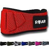 Roar® Cinturón musculación para Entrenamiento de Levantamiento de Peso,...