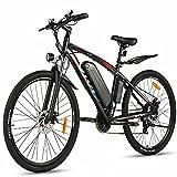 VIVI Bicicletta Elettrica 500W Mtb 27,5 Mountain Bike Donna Uomo Ebike, 48V/10.4Ah Batteri...