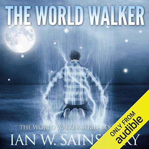 The World Walker audiobook cover art