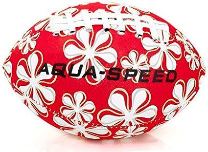 Aqua Speed Splash Ball | Bola de Agua | Fútbol | Pelota de Playa | Bola de Piscina | Bola de Tiro | Neopreno | Teñido | No se Hunde