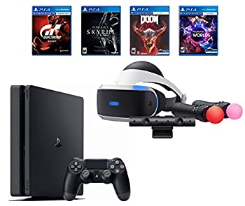 ps4 console and vr bundle