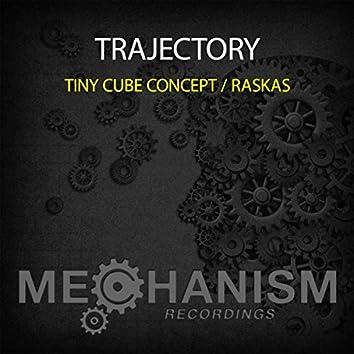 Tiny Cube Concept / Raskas