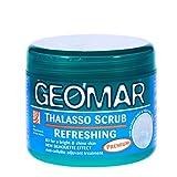 GEOMAR THALASSO SCRUB REFRESHING ESFOLIANTE CORPO PREMIUM SALE MARINO MENTOLO 600 G