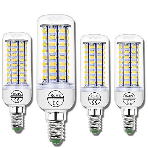 ZJING E27 Bombilla LED De Ahorro De Energía para El Maíz, 7W/15W/18W/20W/25W...