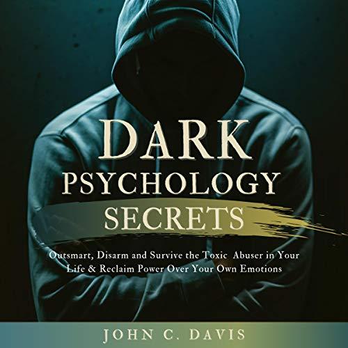 Dark Psychology Secrets Titelbild