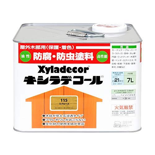 大阪ガスケミカル株式会社 キシラデコール スプルース 7L