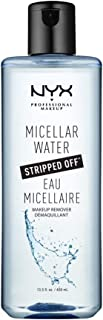 NYX PROFESSIONAL MAKEUP Stripped Off Micellar Water, 13.5 Fluid Ounce