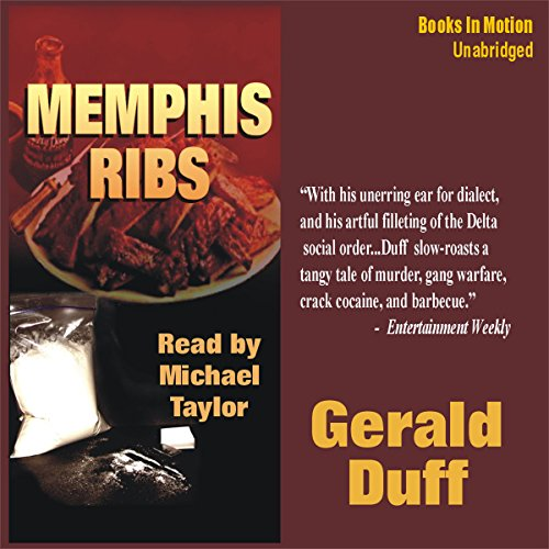 Memphis Ribs audiobook cover art