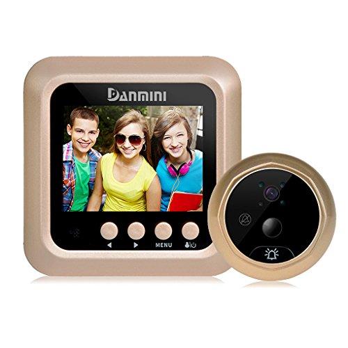 Morza Q5 2.4' 'Detector de Movimiento PIR Mirilla cámara Espectador de la...