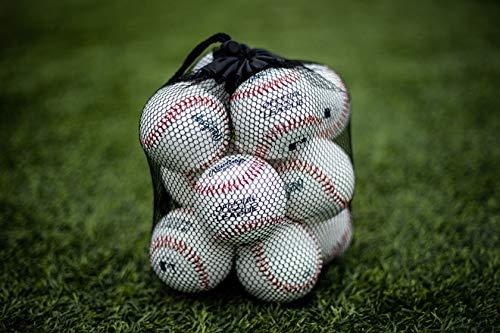 Rawlings Official League Recreational Use Baseballs, Bag of 12, MENOLB3BAG12