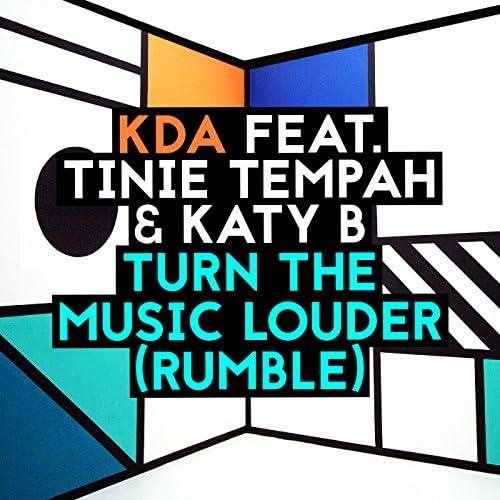 Kda feat. Tinie & Katy B