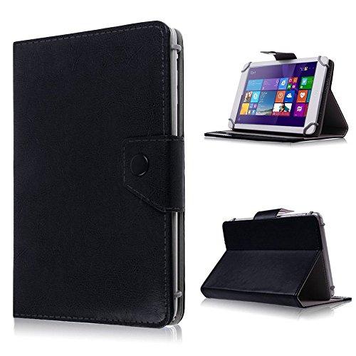 UC-Express Tasche für Smartbook S10 Hülle Case Schutz Tablet Cover Schutzhülle, Farben:Schwarz