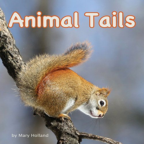 Animal Tails audiobook cover art