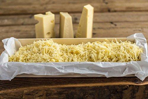 Käsefondue Mischung 'Kräftig' 500g frisch gerieben - Fonduekäse