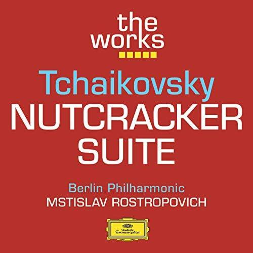 Berliner Philharmoniker & Mstislav Rostropovich