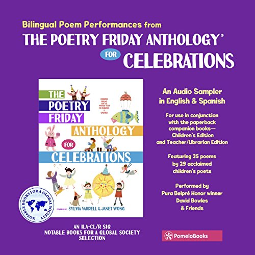 The Poetry Friday Anthology for Celebrations (Children's Edition) audiobook cover art