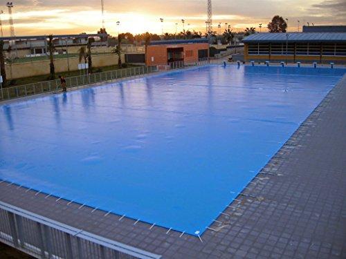 Winterabdeckung für Schwimmbad In den Pool 4x11 Meter