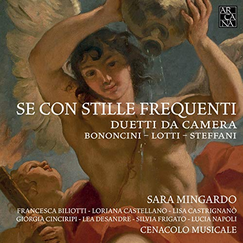 Duetti da camera, Op. 8