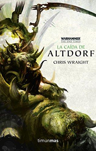 La caída de Altdorf nº 01/04 (Warhammer)