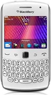 Blackberry Curve 9360W Unlocked Cellphone - No Warranty - White