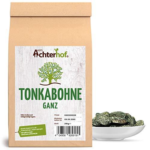 100 g Tonkabohnen ganz Tonkabohne Spitzenqualität aus Brasilien der preiswerte Vanille bzw....