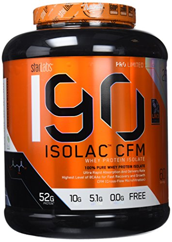 Starlabs Nutrition I90 Isolac CFM Chocolate Milkshake - 1810 gr ⭐