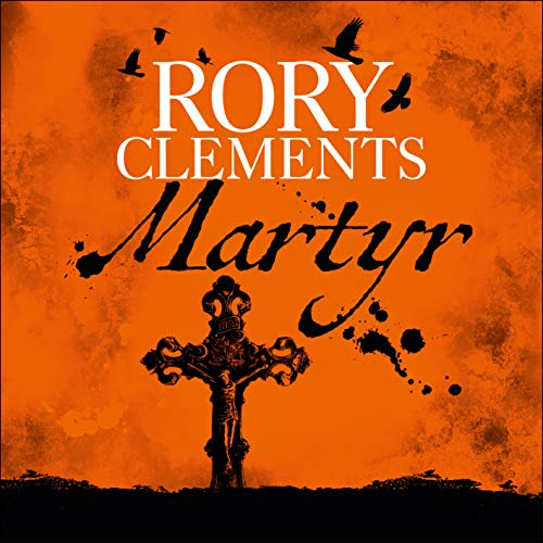 Martyr audiobook cover art