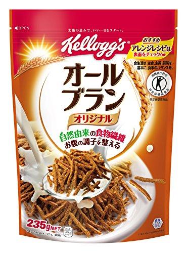 ケロッグ オールブラン(糖質 19.9g)
