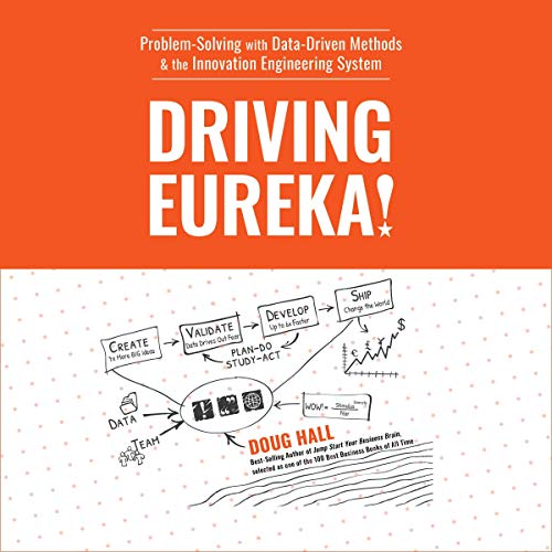 Driving Eureka!: Problem-Solving with Data-Driven Methods & the Innovation Engineering System  By  cover art