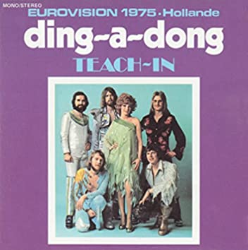 Ding-A-Dong Winnaar Songfestival 1975 (Remastered)