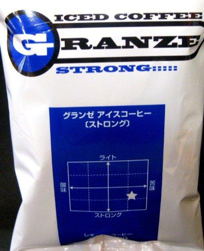 UCC業務用グランゼストロングアイスコーヒー(粉)125gx10