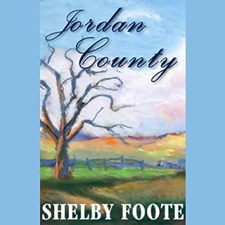 Jordan County audiobook cover art