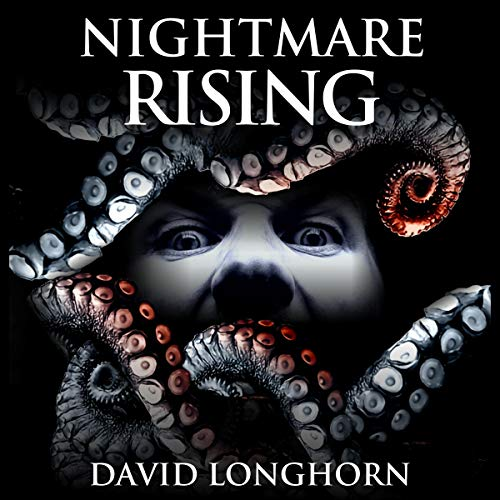Nightmare Rising audiobook cover art