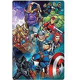 Os Vingadores - Quebra-cabeça 100 peças