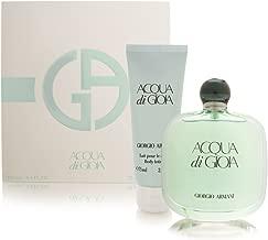 Giorgio Armani Acqua Di Gioia 2 Piece Fragrance Set for Women